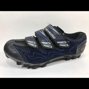 Specialized Blue Mountain Biking Shoes Sz 5/38M